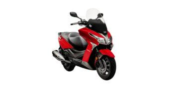 Kymco-Xtown-300-red1